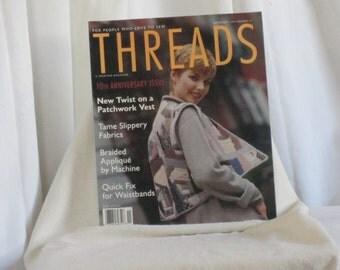 Threads Magazine #61 from November 1995