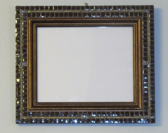 Glass Mosaic Photo Frame 8 X 10
