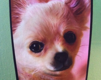 Airbrushed Dog Portraits