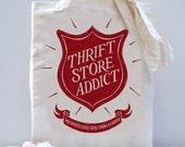Thrift Store Addict Tote Bag