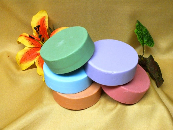 Free Shipping 3 Bars of 5 oz Goats Milk Soap Creamy Luxurious  Texture