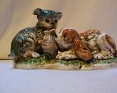 Cocker Spaniel, Water Spaniel, Dog Figurine