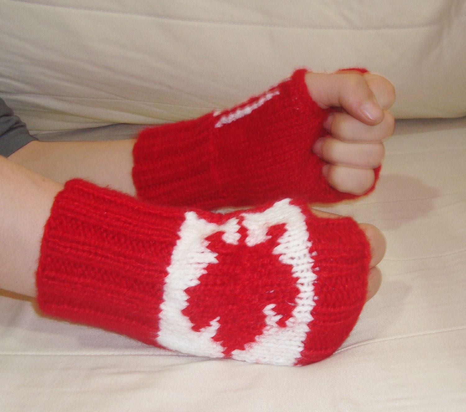 Fingerless gloves canada -  Zoom