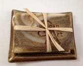 Rosemary Mint Soap Cold Process Soap ONE soap - dish not included
