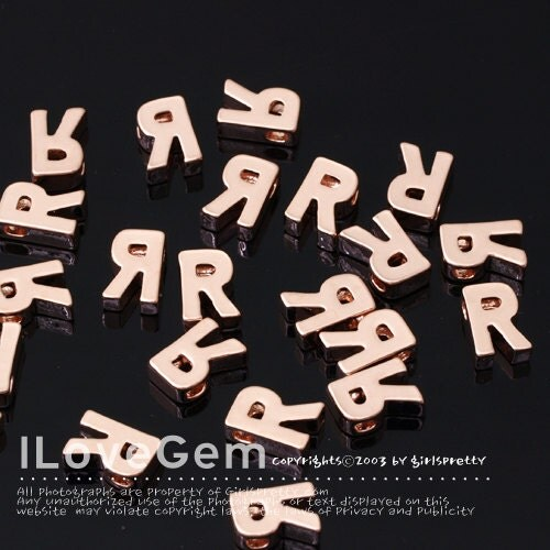letters in alphabet np 1458 gold plated mini pendant alphabet letter r 1458