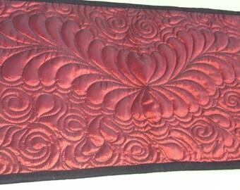 Small Silk Art Quilt