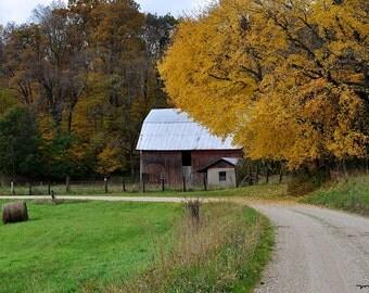 Fine Art Photo Parke County Indiana (IDPKAUH065)