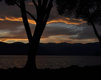 Fine Art Photo Lake Chelan, Washington