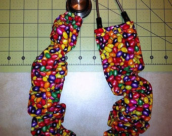 Jelly Beans Stethoscope Cover