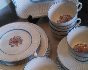 Wedgwood Whitstable Fine China Dinnerware