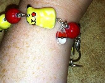 Pikachu Bracelet
