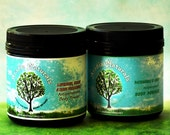 2 Kinds to Choose from - Beautiful Floral - Natural Antiperspirant Body Powder or Patchouli & Lime UNISEX Scent