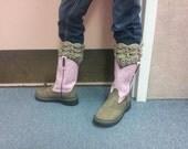 Long Boot Cuffs