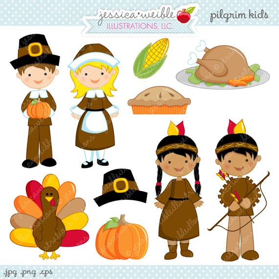 Cute Pilgrim Pictures Pilgrim Kids Cute Digital