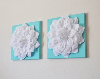 Set of Two Home Decor Wall Hangings