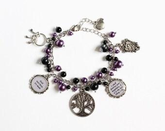 Evil Queen/Regina Bracelet (OUAT)
