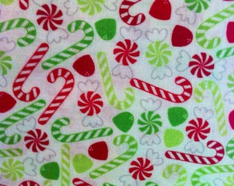 1 YARD Home for the Holidays Christmas Fabric by Riley Blake Fabirc 100% Cotton