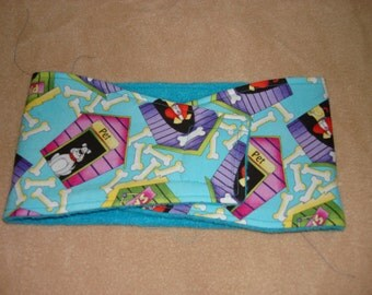 Male Dog Diaper - In the Doghouse - Available in all sizes
