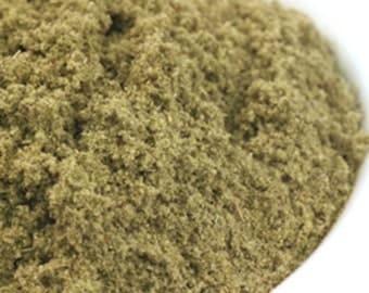 1 oz Organic Sage Dalmation Rubbed Jar