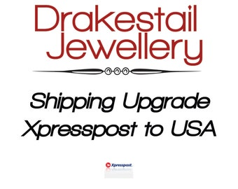 Shipping Upgrade to USA
