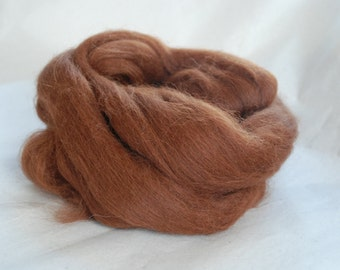 BABY ALPACA FIBER - Chocolate brown -  50gr