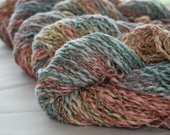 DREAMING PASTELS Cotton Linen Yarn 100gr/3.5oz.