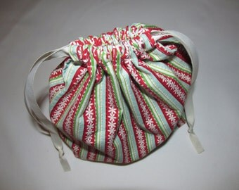 NEW Mini Two-at-a-Time Sock Knitting Project Bag