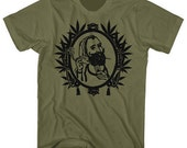 Zig Zag Man Marijuana Shirt - On Sale