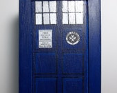 TARDIS trinket box
