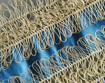 ANtique SiLK Ribbon Lace Panels - Victorian