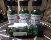Steady Work Oil Wicca Pagan Spirituality Religion Ceremonies Hoodoo Metaphysical MaidenMotherCrone