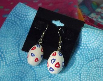 Togepi Egg Earrings