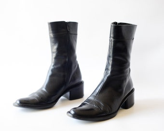 popular items for beatle boots on etsy