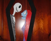 Jack and Sally Coffin Painting
