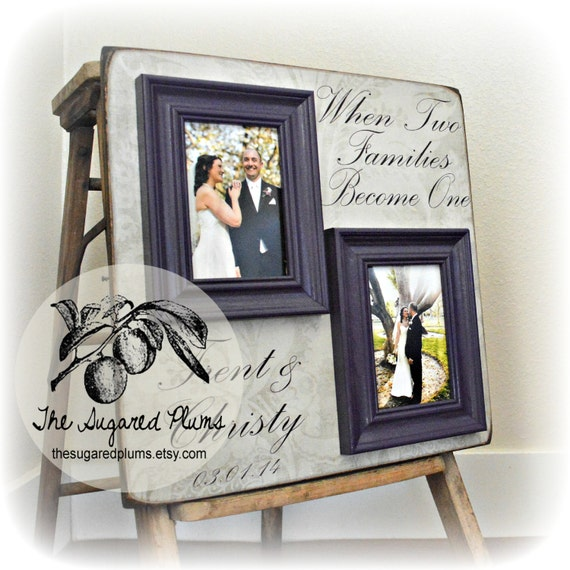 Wedding Gift For Grooms Father : Parent Wedding Gift, Parents of the Groom, Father In Law Gift, Mother ...