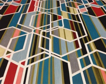"""Maharam Upholstery Fabric - """"Agency"""" by Sarah Morris - Color: 002 Unique  - High-End Designer Fabric - 55"""" x 52"""""""