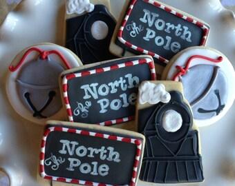Polar Express Sugar Cookie Collection