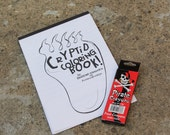Cryptid Coloring Book