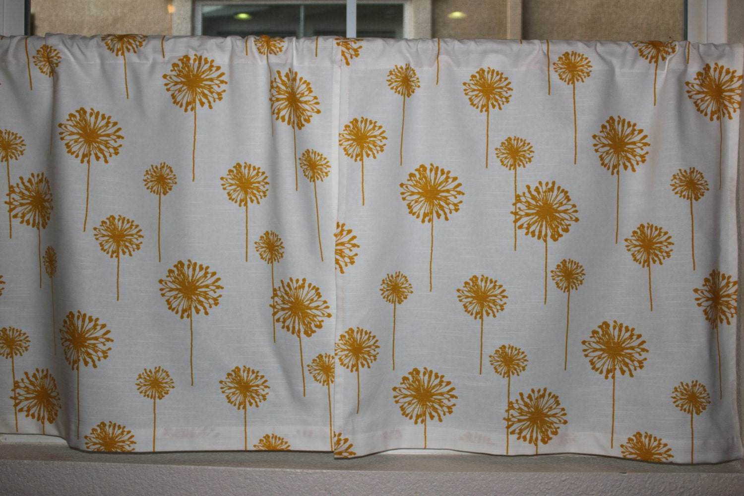 Cafe Curtains Kitchen Cafe Curtains Premier Prints By Sewhomedecor
