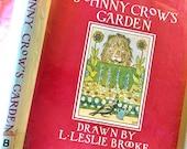 1968 Johnny Crow's Garden Library Book