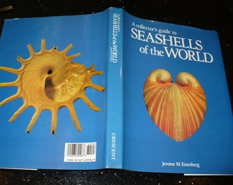 Seashells of the World, Collector's Guide, Books, Reference Books, Natural History Books, Collectibles, Craft & Hobbies,4000 Seashells,