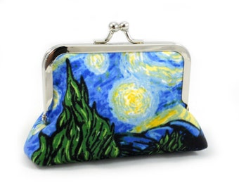 Starry Night - Coin Purse