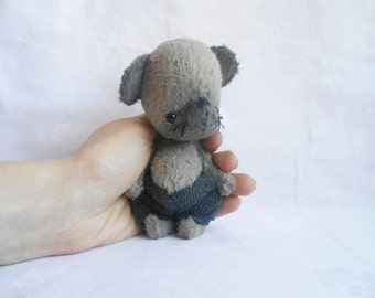 """PDF file for Sewing Pattern for 5 inch Mouse """"Fernando"""""""