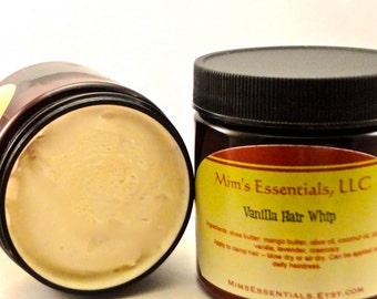 Vanilla Hair Whip, 8 oz