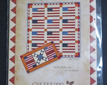 Quilts Remembered - Independence Day Pattern