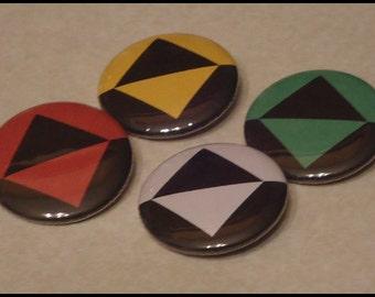 ReBoot Pins - Choice of 1