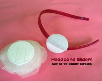 how to make your own hair accessories headbands