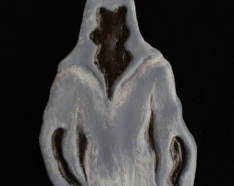Faceless Halloween/Christmas Ornament