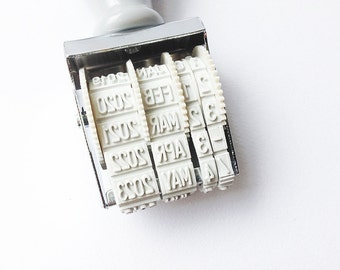 Date stamps, rubber stamp, scrapbook, stock, letter, message, supplies, handmade, invitation