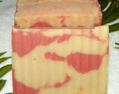 Indian Sandalwood Cold Process Soap with Avocado & Shea Butter
